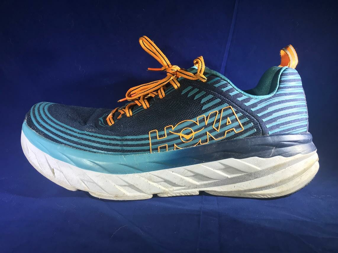 Hoka One One Bondi 6 - Lateral Side