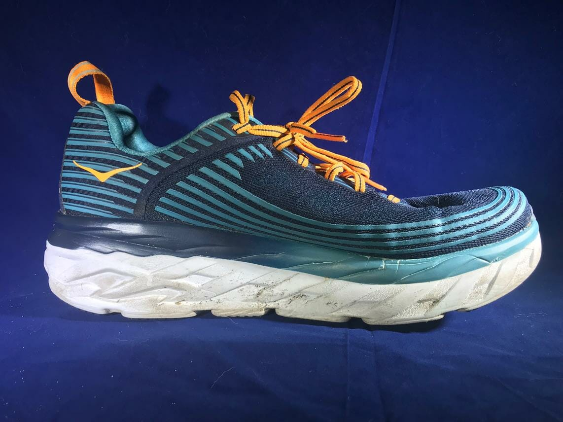 Hoka One One Bondi 6 - Medial Side