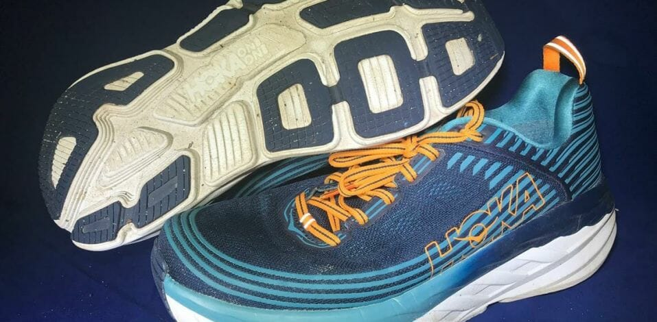 Hoka One One Bondi 6 - Pair