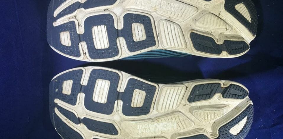 Hoka One One Bondi 6 - Sole