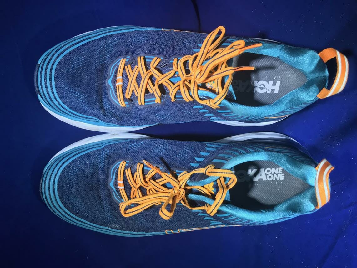 Hoka One One Bondi 6 - Top