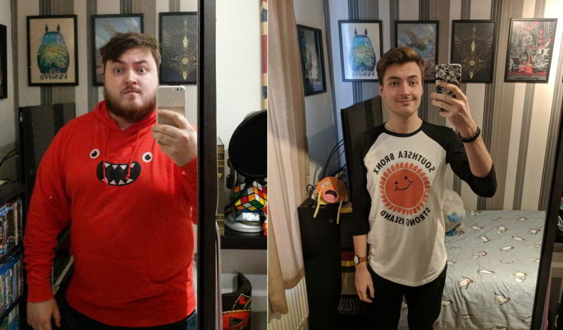 3 Men Share How Running Helped Them Lose Weight