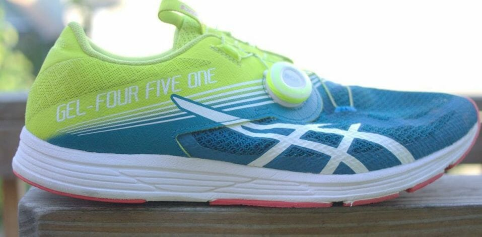 Asics 451 - Lateral Side
