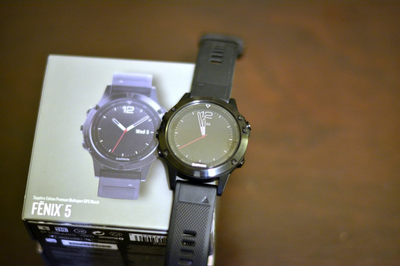 Garmin Fenix 5 Sapphire Review | Running Shoes Guru