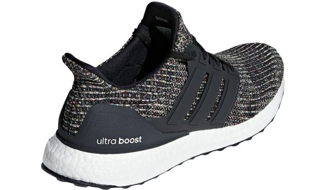 62ea17346 Here comes adidas Ultraboost with a full knit upper in a beautiful  multi-color execution that represents the colorful Bodegas of the Big Apple.
