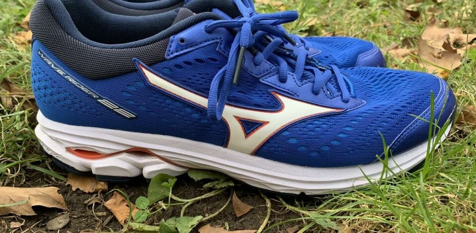 Mizuno Wave Rider 22 - Lateral Side