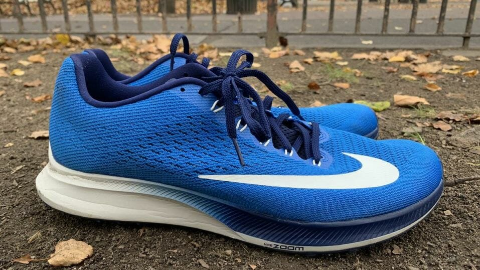 Nike Zoom Elite 10 - Lateral Side