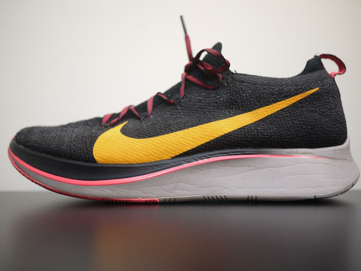 d8e19634edcb5 Nike Zoom Fly Flyknit - Medial Side
