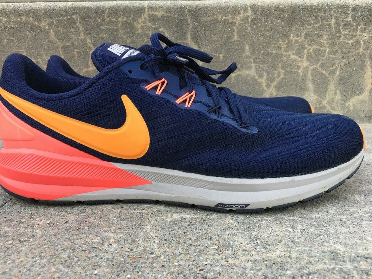 buy popular 3fde8 48880 Nike Zoom Structure 22 Review | Running Shoes Guru