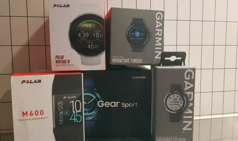 Best GPS Running Watches | Running Shoes Guru