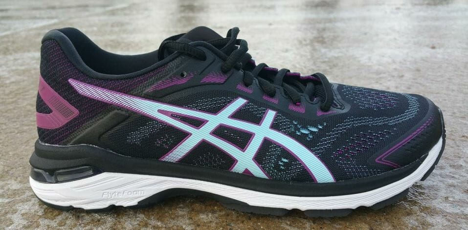 Asics GT 2000 7 - Lateral Side