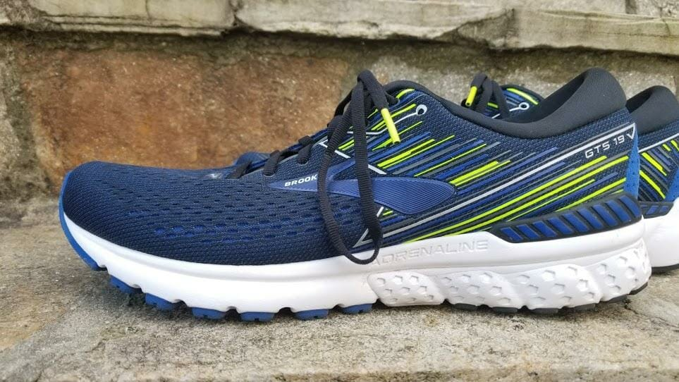 Brooks Adrenaline GTS 19 - Lateral Side
