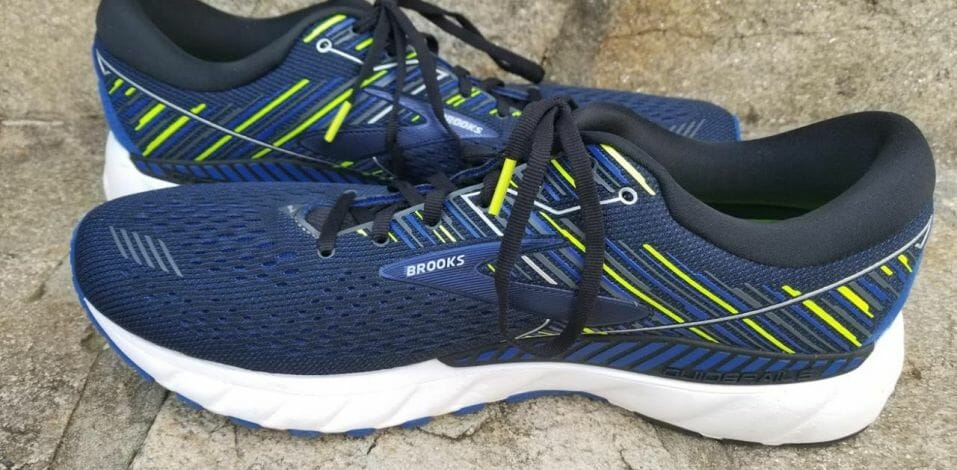 Brooks Adrenaline GTS 19 - Medial Side