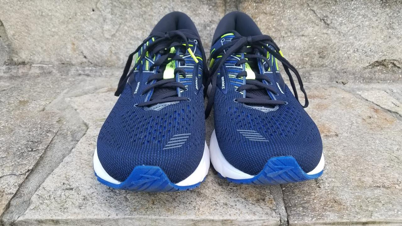 Brooks Adrenaline GTS 19 - Toe