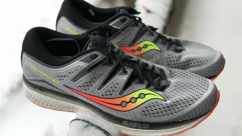 Saucony Triumph ISO 5 Review | Running Shoes Guru