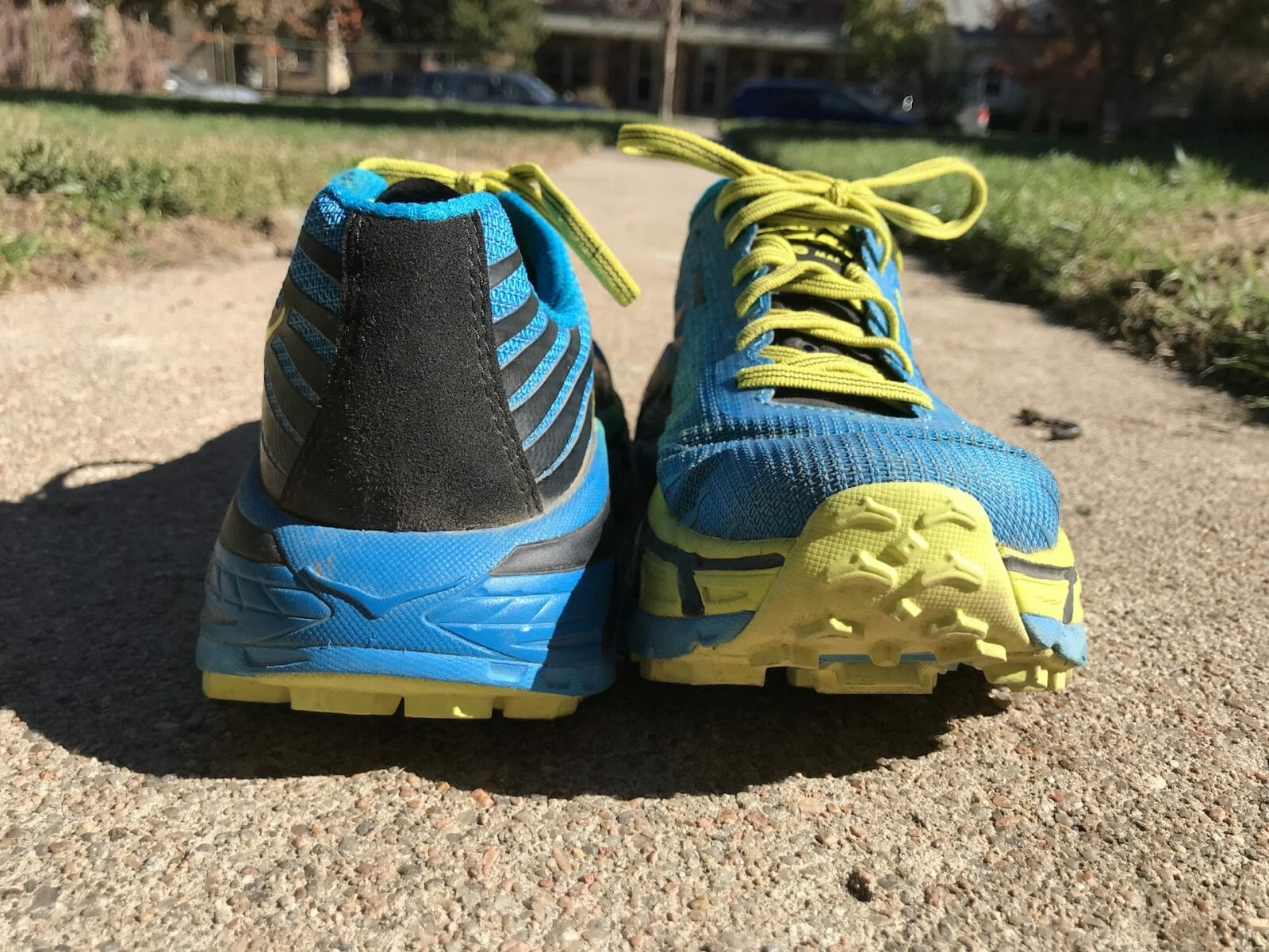 new product 49a35 9357e Hoka One One EVO Mafate