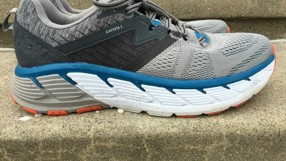 Hoka One One Gaviota 2 - Lateral Side