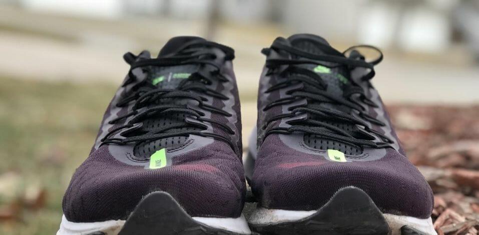 Nike Zoom Vomero 14 - Toe