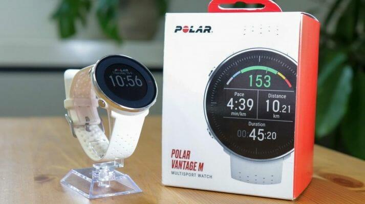 Polar vantage m update