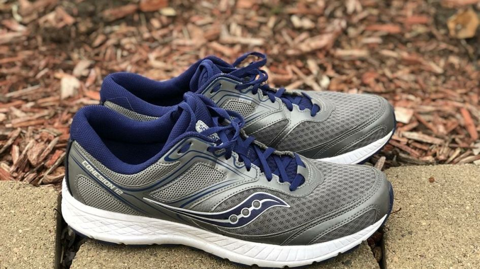 Saucony Cohesion 12 - Lateral Side