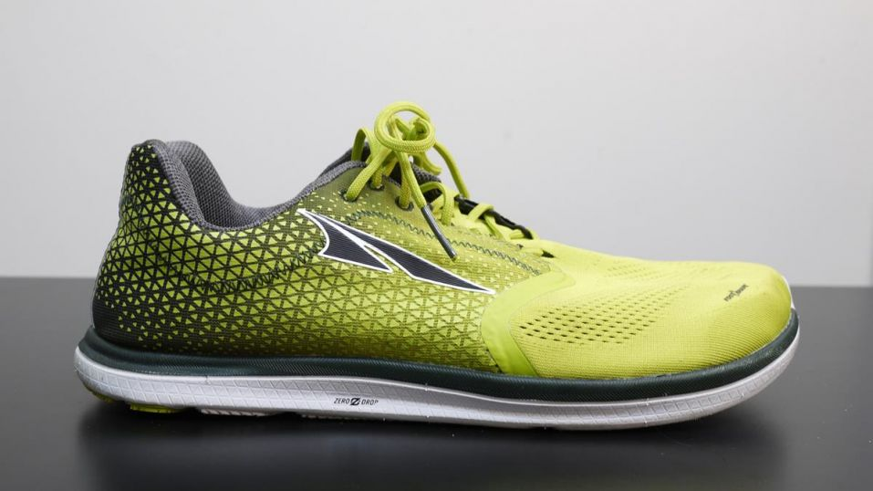 Altra Solstice - Lateral Side