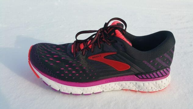 Brooks Transcend 6 Review