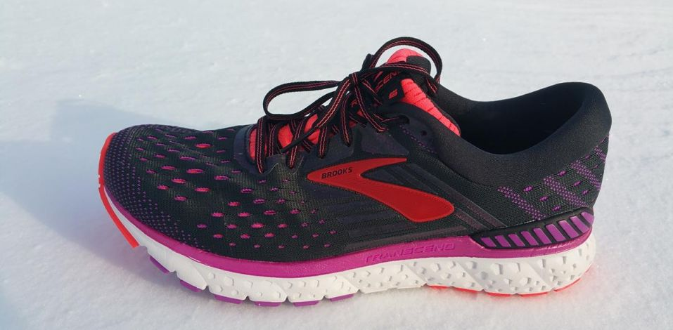 Brooks Transcend 6 - Lateral