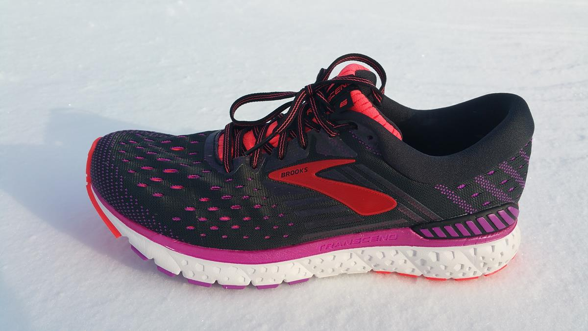 Brooks Transcend 6 Review | Running