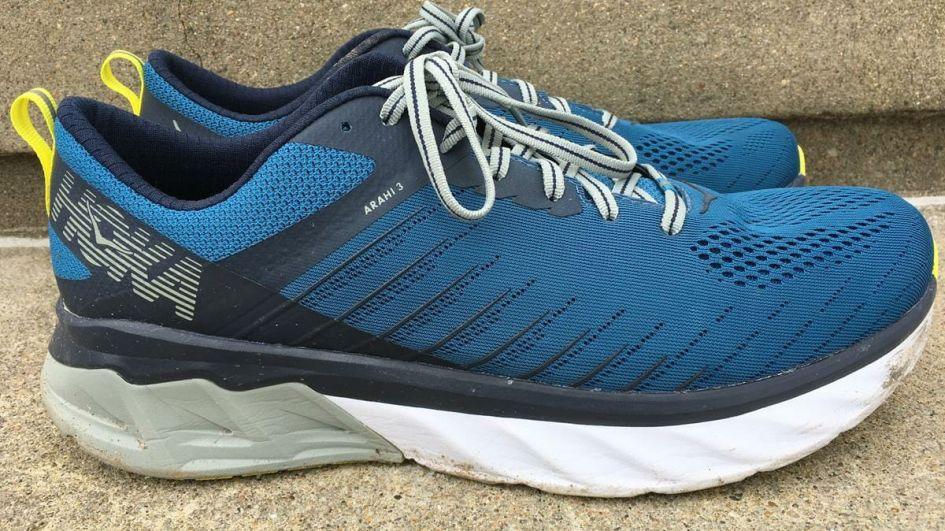Hoka One One Arahi 3 - Lateral Side