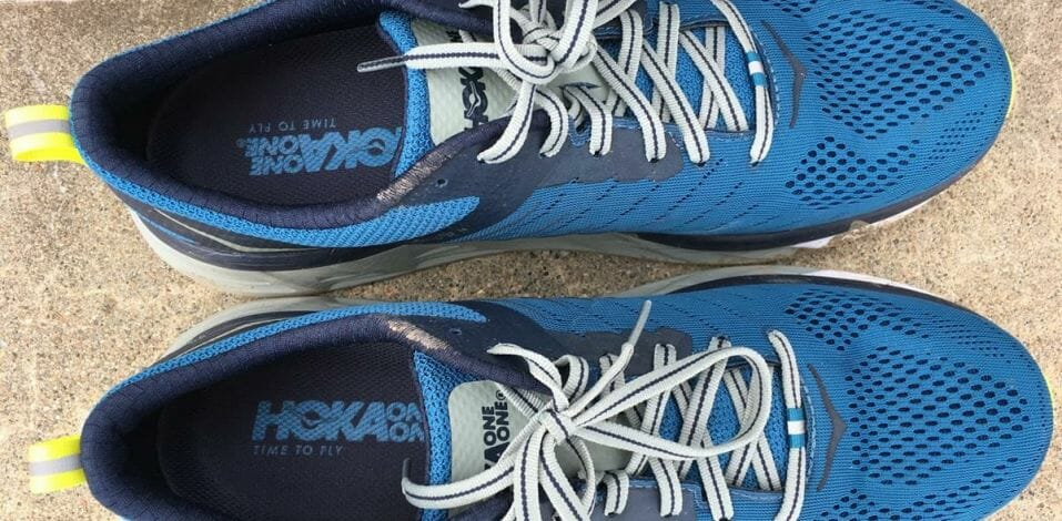 Hoka One One Arahi 3 - Top
