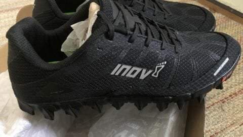 Inov-8 Mudclaw 275 - Lateral Side