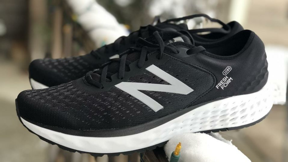 New Balance 1080v9 - Lateral Side