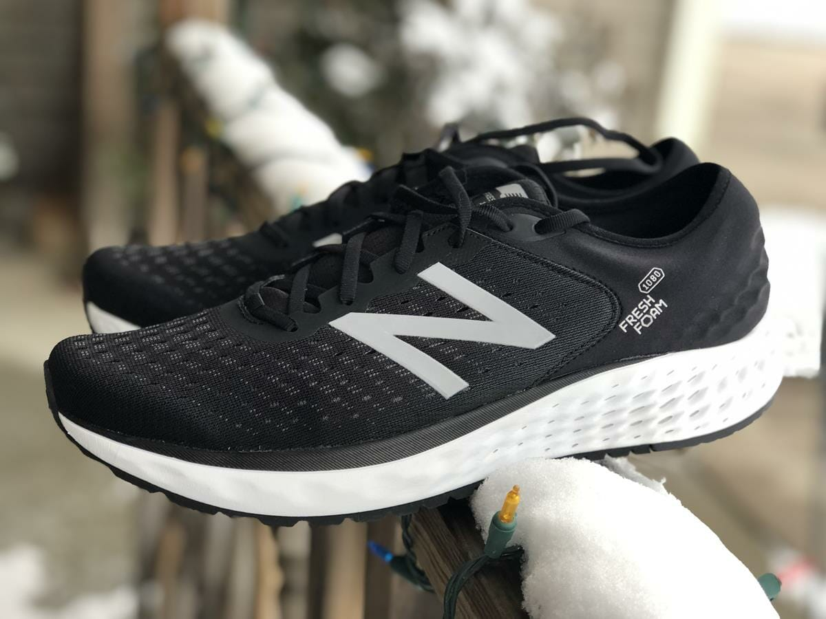 New Balance 1080v9 Review