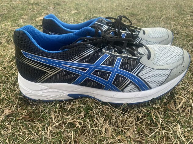 Asics Gel Contend 4 - Lateral Side