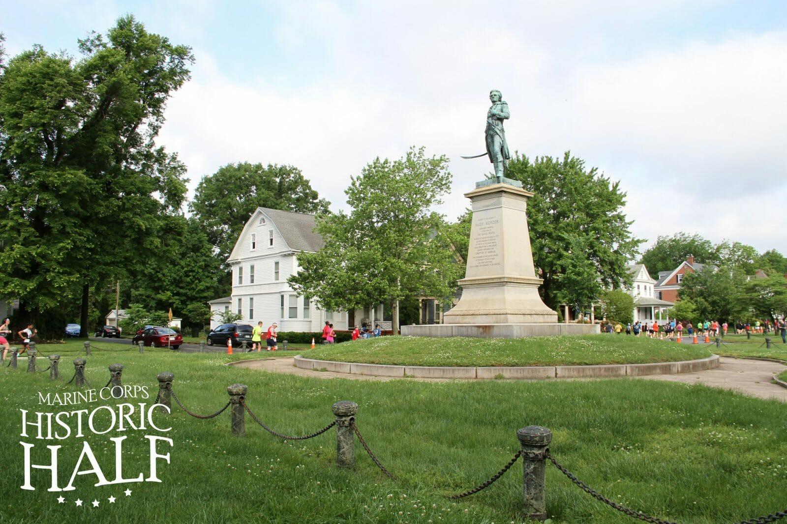 historic half sites
