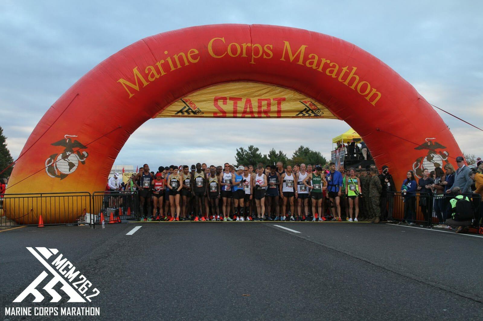 mcm start line