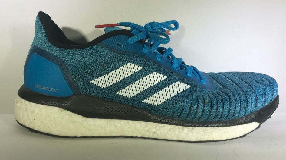 Adidas Solar Drive - Lateral Side