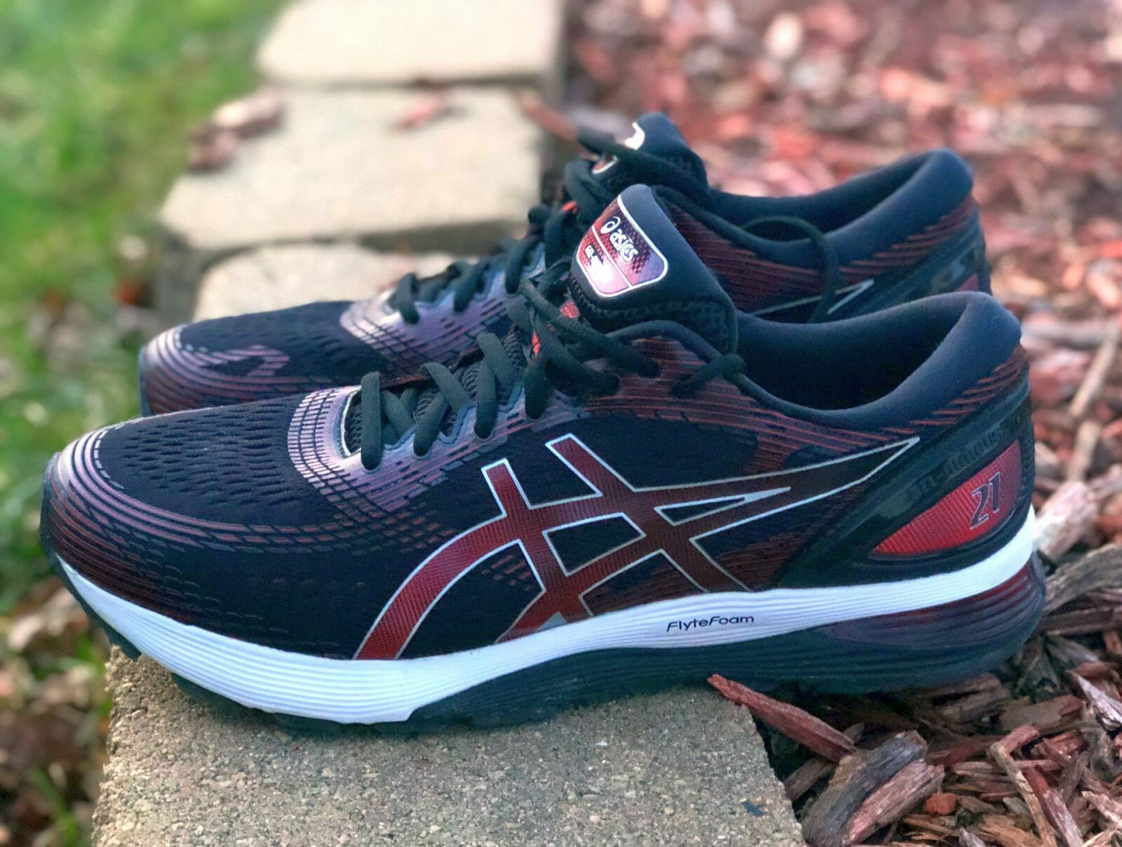 Asics Gel Nimbus 21 Review