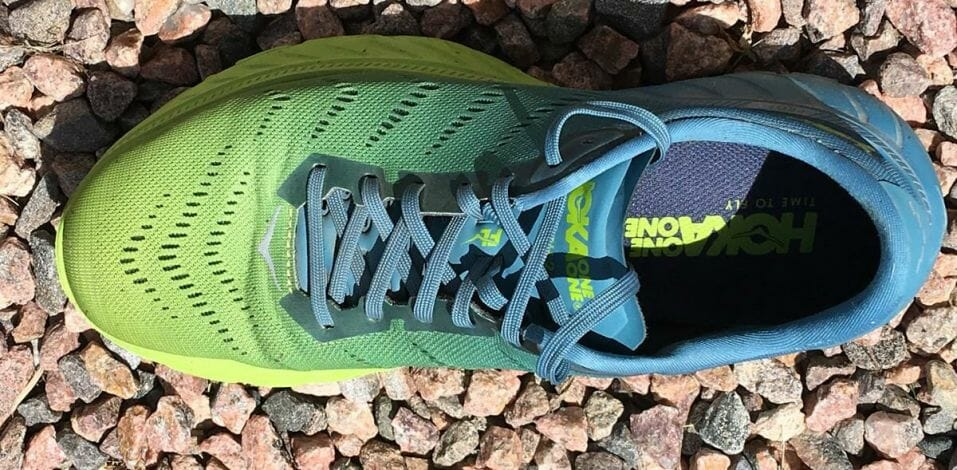 Hoka One One Mach 2 - Top