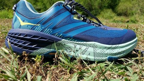 Hoka One One Speedgoat 3 - Lateral Side