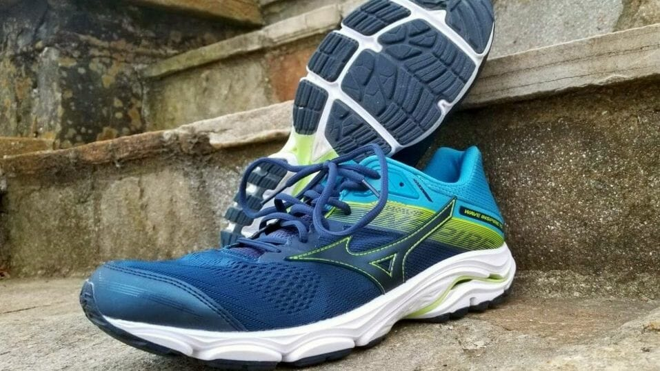 Mizuno Wave Inspire 15 Review - Pic 03