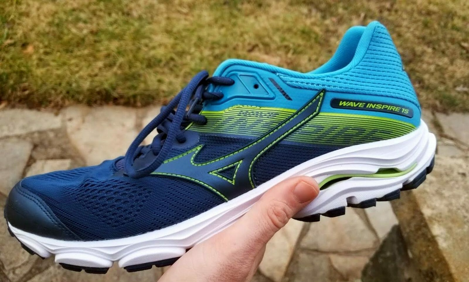 Mizuno Wave Inspire 15 Review - Pic 06