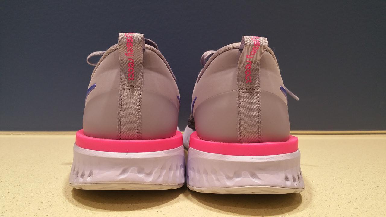 Nike Odyssey React 2 Flyknit - Heel