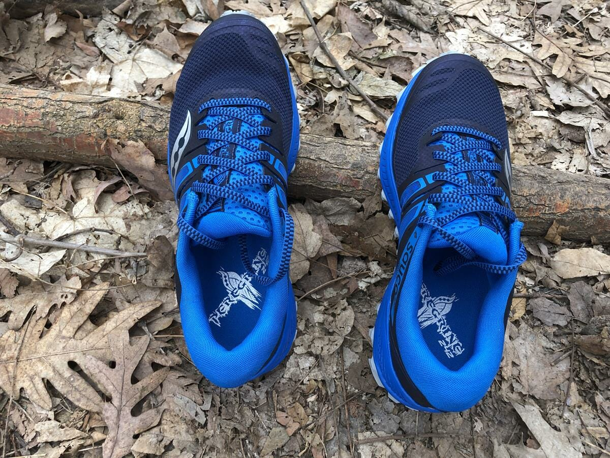 saucony peregrine iso review