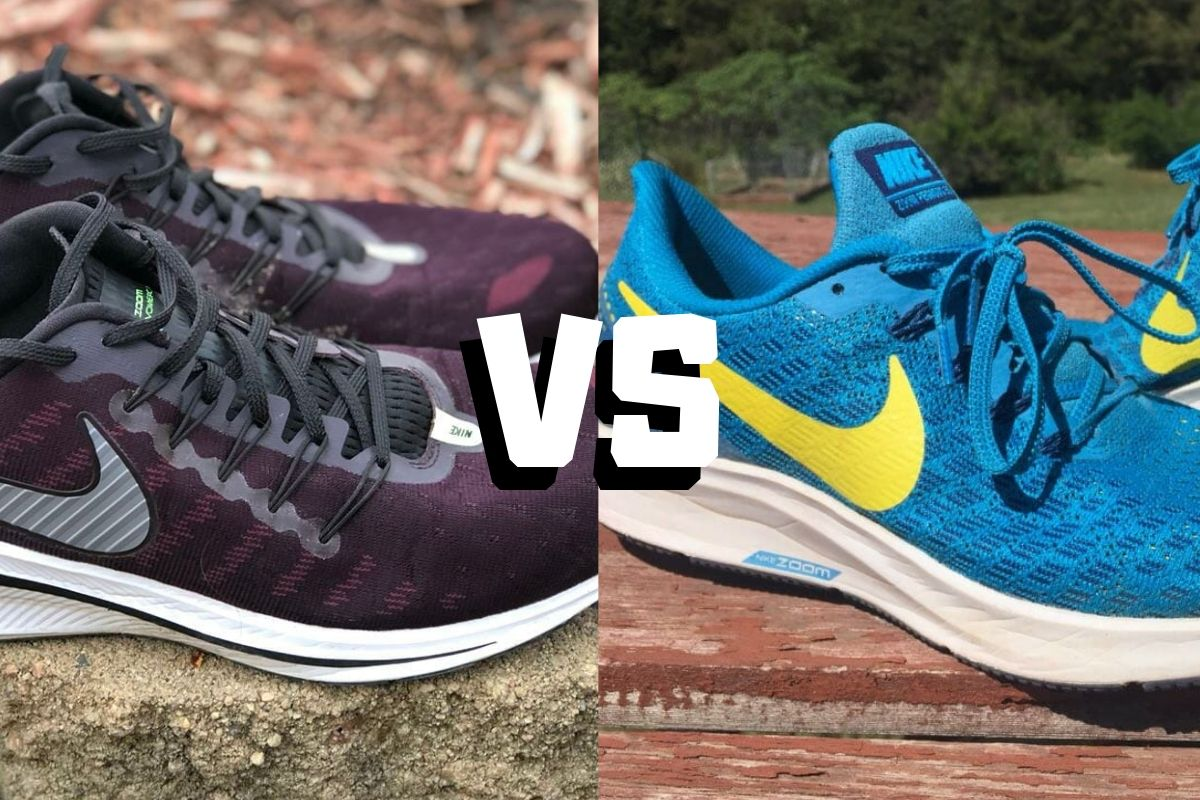 Nike Pegasus vs Nike Vomero | Running Shoes Guru