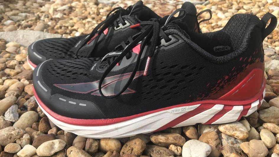 Altra Torin 4 - Lateral Side