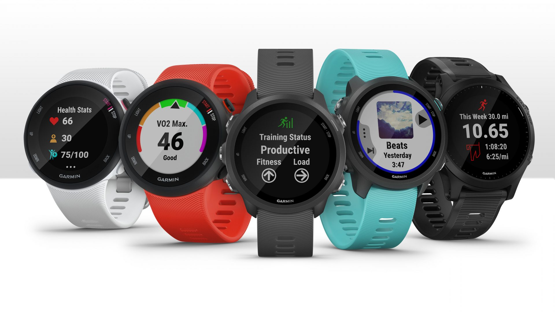 Garmin Forerunner 45 vs 245 vs 645 vs 945 | Running Shoes Guru