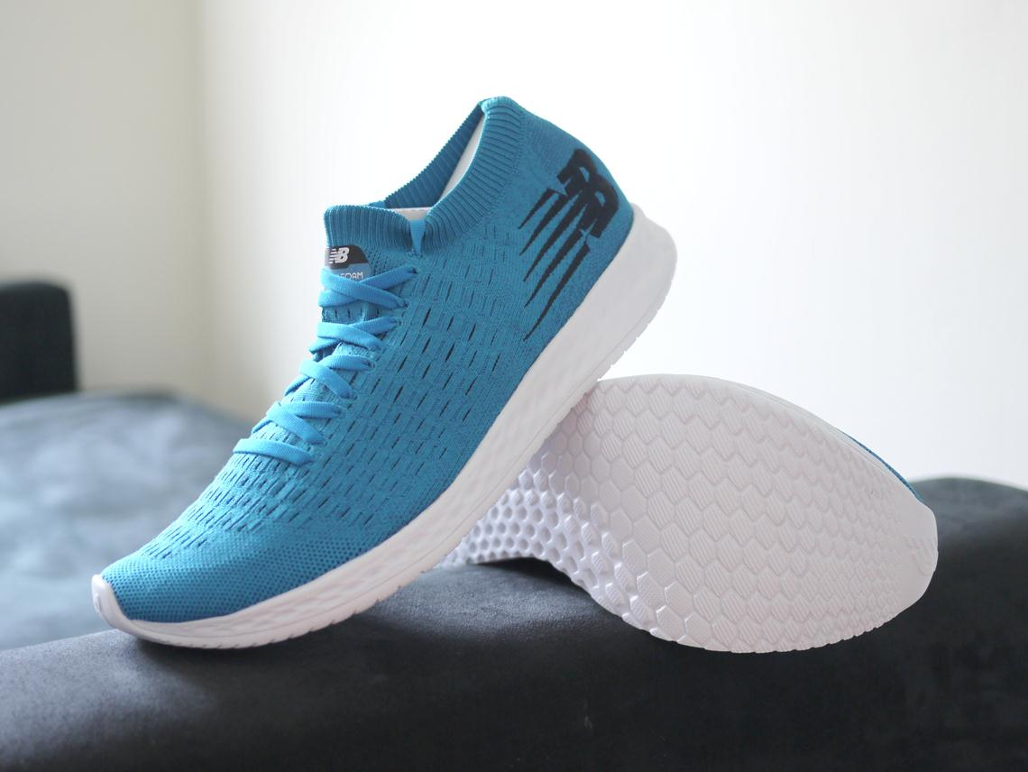 Joven Inseguro Alicia  New Balance Zante Solas Review | Running Shoes Guru