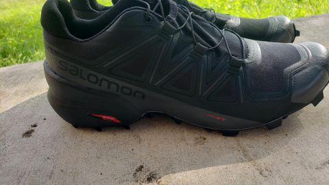 Salomon Speedcross 5 - Lateral side