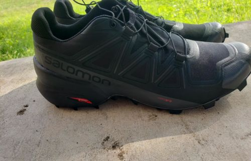 Salomon Speedcross 5 - Lateral side